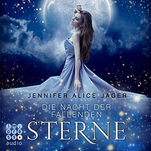 Die Nacht der fallenden Sterne audiobook cover art
