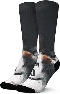 Alex Bregman Houston 4 Women's Sweat-Absorbent Non-slip Elastic Casual Cotton Socks