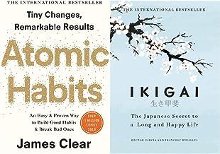 Atomic Habits + Ikigai (Set of 2 Books)