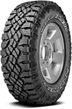 Goodyear Wrangler Duratrac LT245/75R17 Tire - with Outlined White Lettering - All Season - Truck/SUV, All Terrain/Off Road/Mud