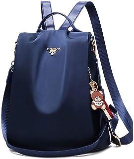 Women Backpack Purse Waterproof Anti-theft Daypack Lightweight School Shoulder Bag