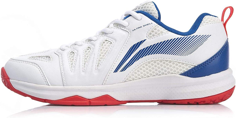 Li-Ning 2019 Women Badminton shoes AYTP004-1 Red