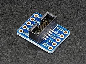Adafruit SWD (2x5 1.27mm) Cable Breakout Board [ADA2743]