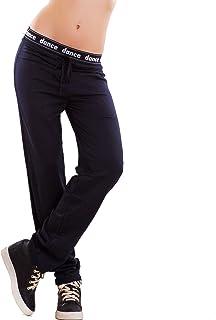913172de7d5590 Toocool - Pantaloni Donna Tuta Danza Fitness Sport Cavallo Basso Hip Hop  Nuovi K-51