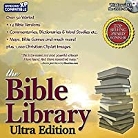 The Bible Library Ultra Edition 6.0 (輸入版)