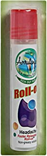 Amrutanjan 10 Pack Headache Roll-On 5 ml