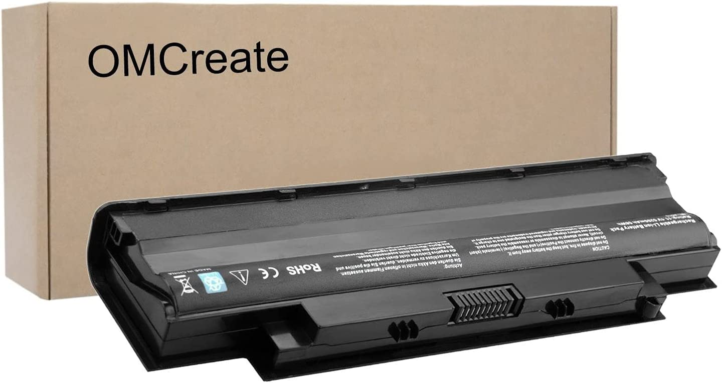 Replacement Max 86% OFF Battery Compatible with Dell N7110 J1KND N7010 N5010 Inventory cleanup selling sale