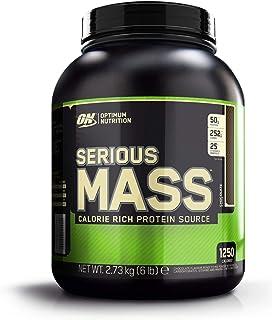 Optimum Nutrition ON Serious Mass proteina en polvo mass