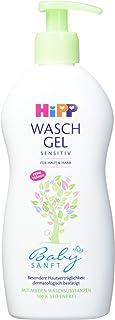Hipp 喜宝婴儿温和沐浴洗发乳400毫升 6瓶装 (6 x 400毫升)