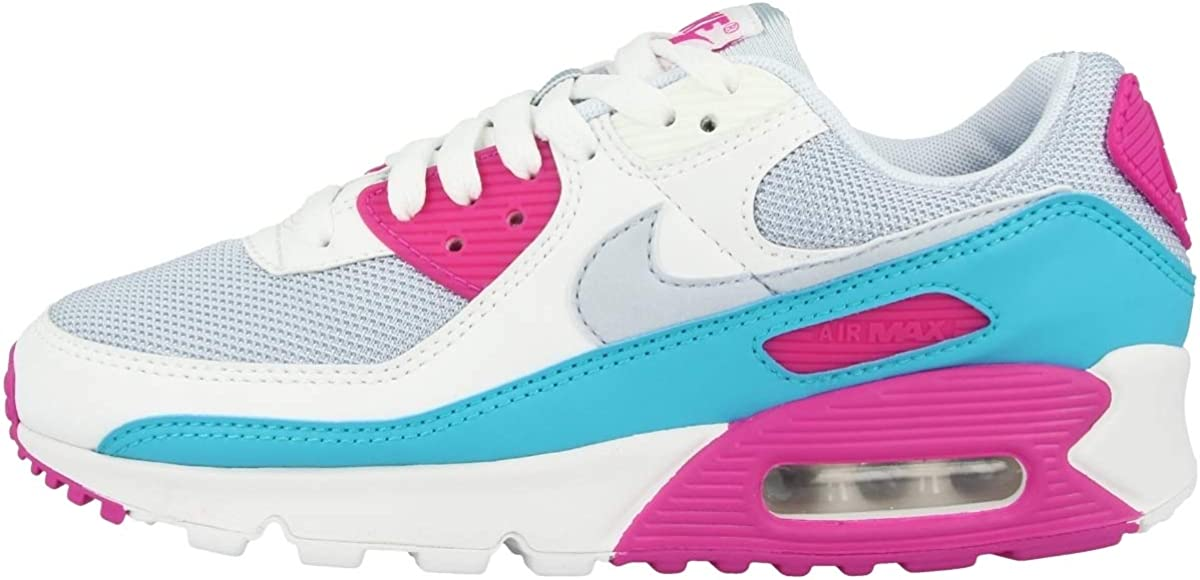 Nike Women's Air Max 90 Casual 8.5 Cheap sale Department store Size Shoe Running Ct1030-001