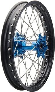 "Tusk Motorcycle Spoke Kit Rear 19/"" Silver for Honda CRF450R 2005-2019"