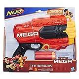 Nerf Mega Tri Break et Flechettes Nerf Mega Officielles
