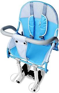 Eléctricos delanteros del asiento de coche for niños, Aumento del asiento del espesamiento del coche eléctrico batería de coche de bebé del asiento de seguridad for niños del asiento trasero de la cer