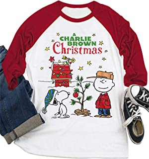 Best charlie brown christmas shirts Reviews