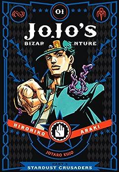 [Hirohiko Araki]のJoJo's Bizarre Adventure: Part 3--Stardust Crusaders, Vol. 1 (English Edition)