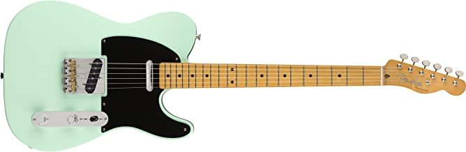 Fender Vintera '50s Telecaster Modified - Maple Fingerboard - Surf Green