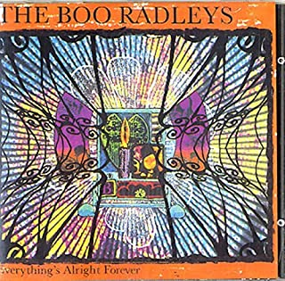 Everything's Alright Forever CD UK Creation 1992 by Boo Radleys