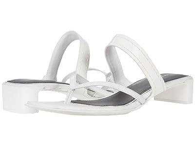 rag & bone Colt Mid Sandal (White) Women