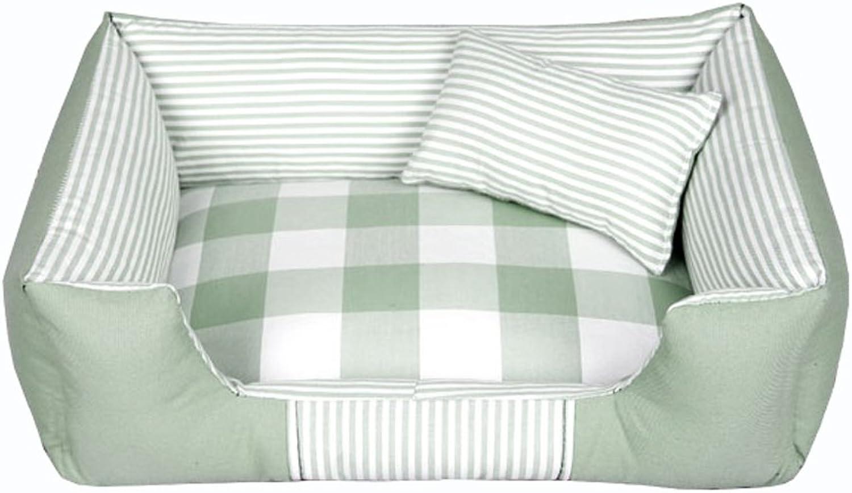 XUANLAN Dog Dog Dog Bed Puppy Cushion Soft Comfortable Cloth