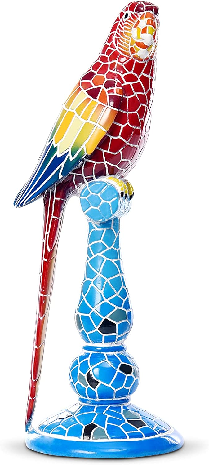 Quoowiit Figurines Home Decor Ultra-Cheap Deals Parrot Statues and Ga free shipping Sculptures