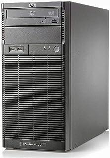 HP Proliant ML110 G6 Tower, Intel Xeon Quad Core, 16 GB RAM, 2 x HDD 500 GB, Raid Ctrl. Windows Server Standard 2019 (reac...