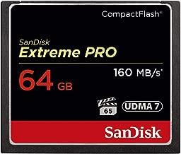 SanDisk Extreme PRO 64GB Compact Flash Memory Card UDMA 7...