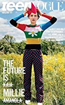 Teen Vogue Magazine Volume III (September/October 2017) Millie Bobbie Brown Cover
