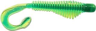 "B Fish N Tackle Authenx Moxi Chartreuse/Green Core (4"")"