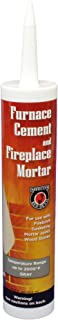 MEECO'S RED DEVIL 121 Furnace Cement and Fireplace Mortar