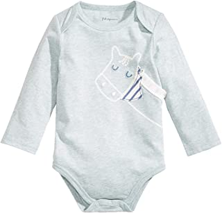 First Impressions Baby Boys 0-24 Months Graphic-Print Puppy Dog T-Shirt 3-6 Months Bright White
