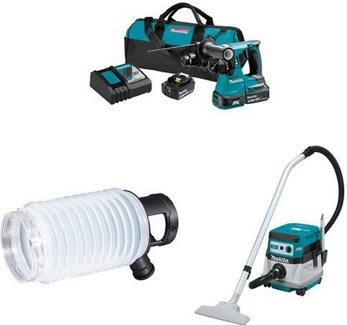 Makita XRH01T Super Special SALE held 18V LXT Popular shop is the lowest price challenge Brushless Kit 1-Inch Rotary 195173 Hammer