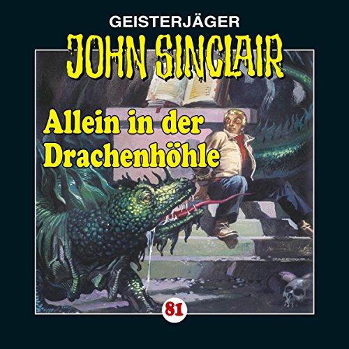Allein in der Drachenhöhle. Kreuz-Trilogie 2 audiobook cover art