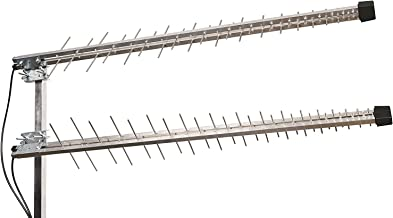 Antenas 4G LTE 5G WiFi LOG MIMO 10,5dBi 700/800/900/1800/2100/2400/2600/3500 MHz LowcostMobile 2x0,7m SMA Cable Negro WL240 para Huawei B525, B715, B528, B593, E5186, B310, B315, Asus, TP Link, Dlink