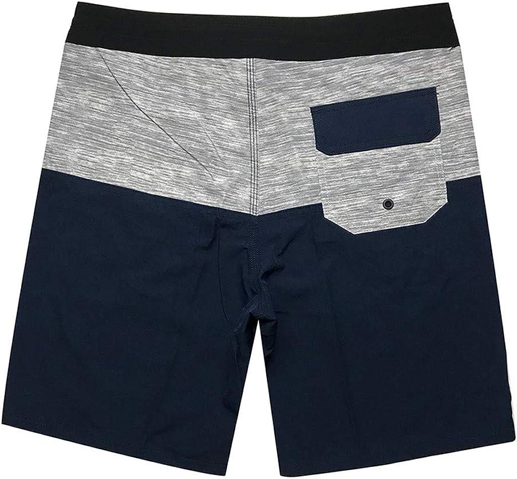 MODOQO Men's Cotton Soft Breathable Pouch Boxer Underpants Underwear