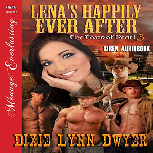 Lena's Happily Ever After audiobook cover art