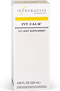 Integrative Therapeutics - Ivy Calm - Ivy Leaf Supplement for Lung and Bronchial Health in Liquid Form - 4.05 fl oz