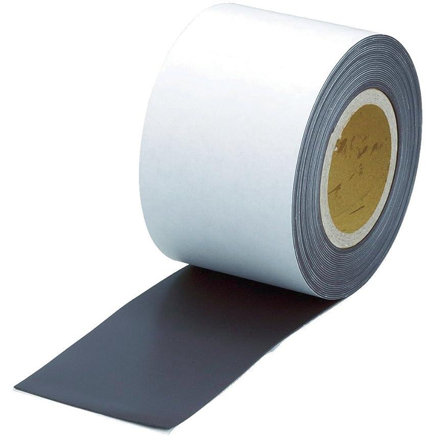 つまらないプレミア趣味TRUSCO(トラスコ) マグネットロール 糊付 t1.0mmX巾520mmX5m TMGN1-500-5
