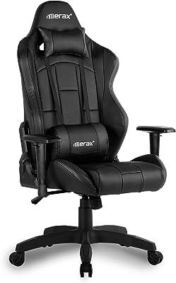 Amazon.com: Furmax - Silla de oficina ergonómica para juegos ...
