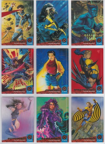 1994 Fleer Ultra X-Men Base Set of 150 Cards NM/M Marvel