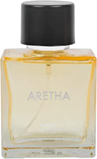 Ajmal Aretha Eau De Parfum Fruity Perfume 100ml Casual Wear for Women + 2 Parfum Testers Fee