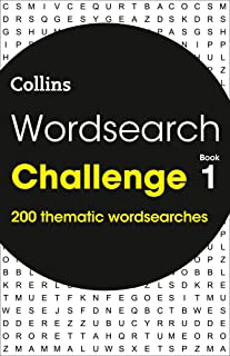 Wordsearch Challenge: Book 1