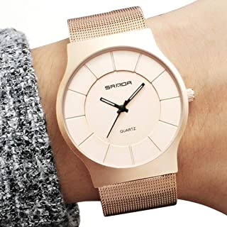 Amazon.com: rose gold - 3 Stars & Up / Wrist Watches / Watches ...