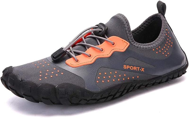 RYRYRB Chaussures de sport unisexe à séchage rapide pour hommes et femmes. Semelles légères et résistantes. Plage. Plage. Plage. Chaussures de yoga pour le surf. Chaussures décontractées simples et co
