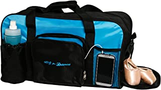 Horizon Dance 8431 All For Dance Large Duffel Bag for Dancers - Blue
