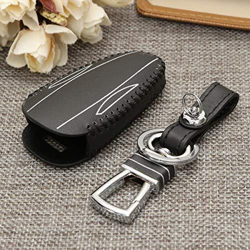 Viviance Auto Smart Remote Key Fob Case Holder Cover Für Tesla - Weiß