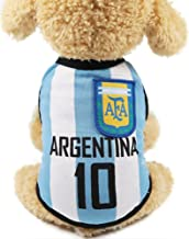 GabeFish Dog World Cup T Shirt Pets Football Jersey Sports Soccer National Team Vest Cat Summer Cool Clothes Apparel