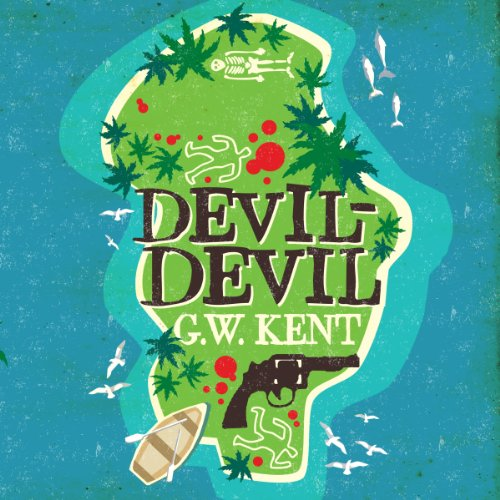Devil Devil audiobook cover art