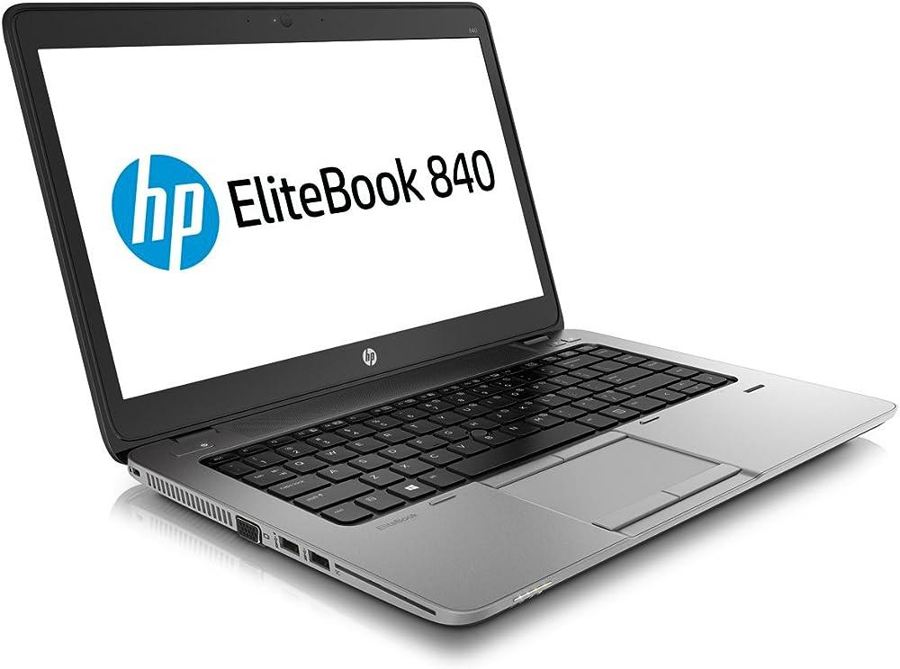 Hp elitebook 840 g1, intel core i7 256 gb ssd, 8 gb, notebook laptop, certificato e ricondizionato 10001193
