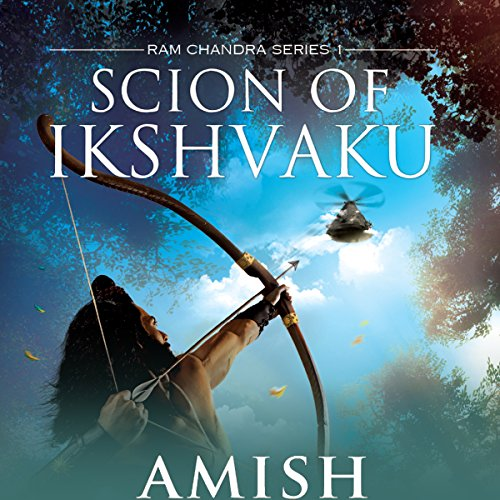 Scion of Ikshvaku audiobook cover art