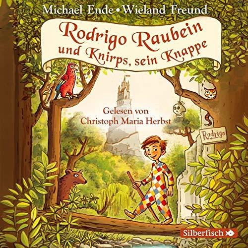Rodrigo Raubein und Knirps, sein Knappe Titelbild